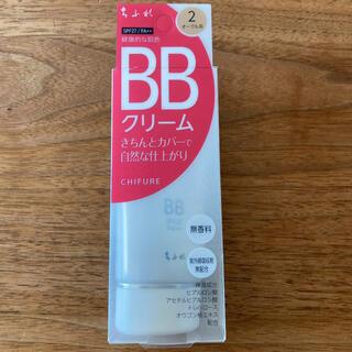 チフレ(ちふれ)のちふれ BB クリーム 2 オークル系 50g 新品未使用品(BBクリーム)