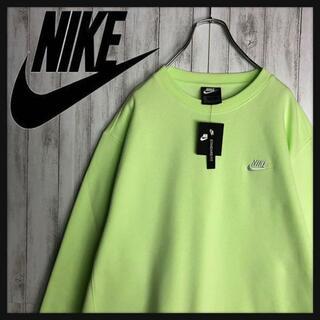 NIKE - 【新品・タグ付き】NIKE 刺繍ロゴ 超希少カラー スウェット 入手困難 希少