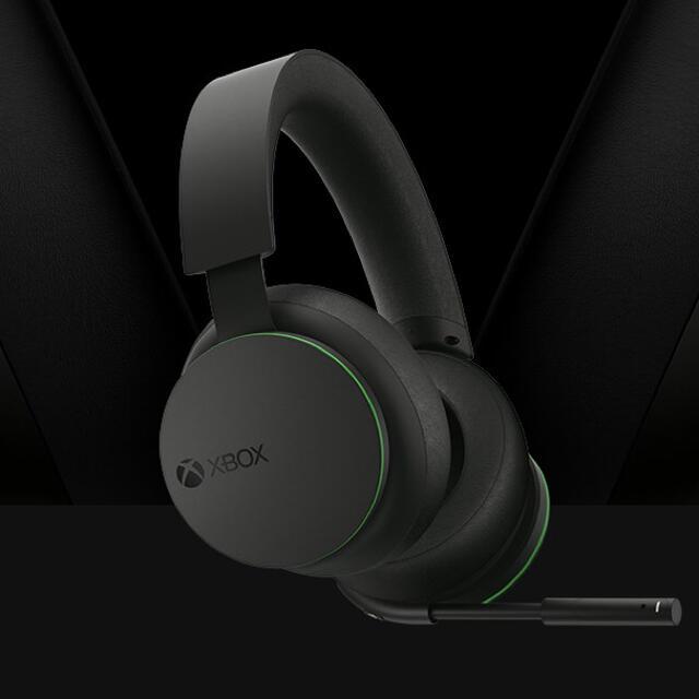 Xbox(エックスボックス)の【新品未開封】Xbox ワイヤレス ヘッドセット エンタメ/ホビーのゲームソフト/ゲーム機本体(家庭用ゲーム機本体)の商品写真