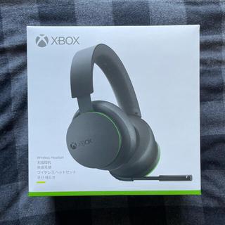 【新品未開封】Xbox ワイヤレス ヘッドセット