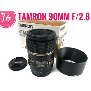 TAMRON - ✨美品✨TAMRON SP AF 90mm f/2.8 Di PENTAX