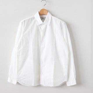 ヤエカ(YAECA)のYAECA COMFORT SHIRT RELAX White(シャツ)