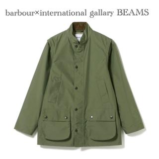 Barbour - 【週末値下げ❗️新品タグ付き】バブアー × インターナショナルギャラリービームス