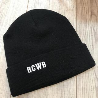 RODEO CROWNS WIDE BOWL - RCWB ロデオクラウンズ ニット帽