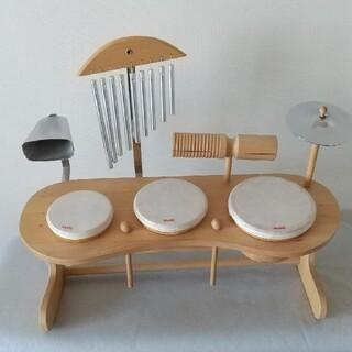 リズムポコ(楽器のおもちゃ)
