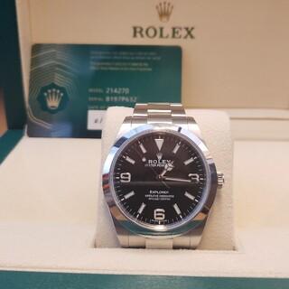 ROLEX - 新ギャラ ロレックス エクスプローラー 214270