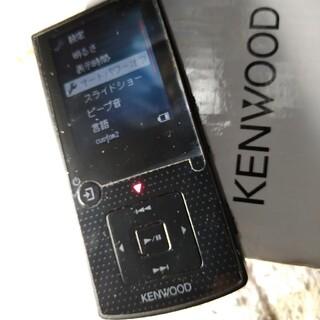 ケンウッド(KENWOOD)のKENWOOD MG-G508 オーディオプレーヤ(ポータブルプレーヤー)