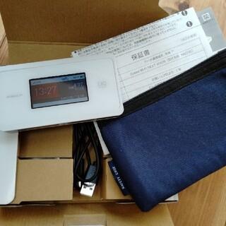 NEC - 【値下げ】Wi-Fi NEXT WX06 モバイルルーター