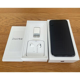 iPhone - iPhone XS 256GB 国内APPLEストア購入 SIMフリー