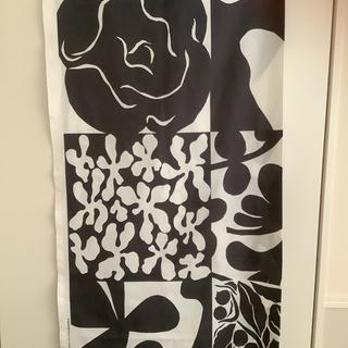 マリメッコ(marimekko)の【通常出品】マリメッコ Ruudut コットンファブリック 3m(生地/糸)