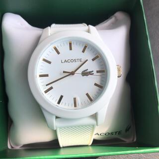 LACOSTE - 【新品】ラコステ腕時計 メンズ