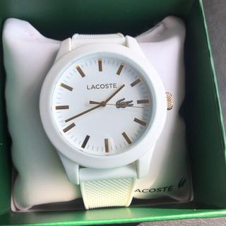 ラコステ(LACOSTE)の【中古】ラコステ腕時計 メンズ(腕時計(アナログ))