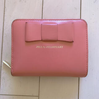 JILL by JILLSTUART - JILLSTUART ジルスチュアート 2つ折り財布 ピンク