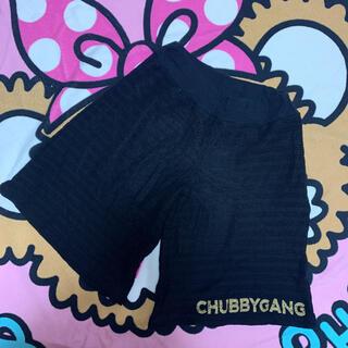 チャビーギャング(CHUBBYGANG)のチャビー☆ハーフパンツ(パンツ/スパッツ)