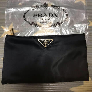 PRADA - プラダノベルティ化粧ポーチ