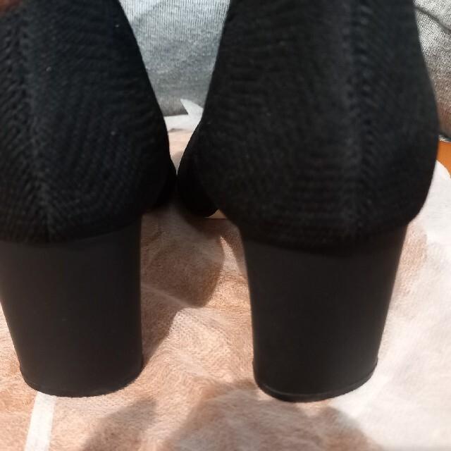 ZARA(ザラ)のZARA ストレッチ ソックスブーツ レディースの靴/シューズ(ブーツ)の商品写真