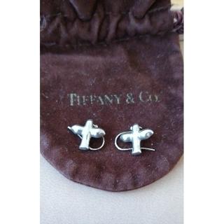 Tiffany & Co. - ティファニー ピアス シルバー