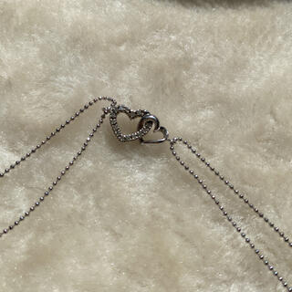 JEWELRY TSUTSUMI - TSUTSUMI 14金×ダイヤモンド ハート形ブレスレット