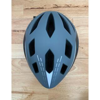 king bike 超軽量 ヘルメット LEDライト付き