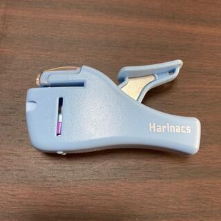 コクヨ(コクヨ)の針なしステープラー<ハリナックス>(コンパクト)(オフィス用品一般)