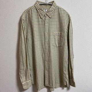ユニクロ(UNIQLO)のUNIQLO ボタンダウンチェックシャツ(シャツ)