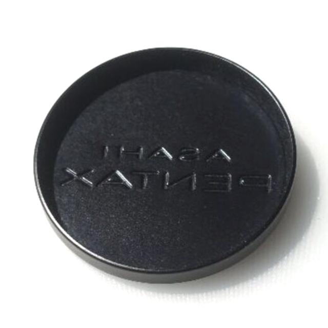PENTAX(ペンタックス)のASAHI PENTAX アサヒペンタックス 58mm カブセ式 メタルキャップ スマホ/家電/カメラのカメラ(レンズ(単焦点))の商品写真
