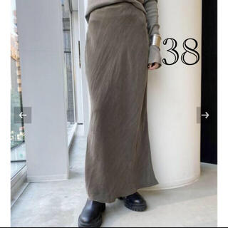 L'Appartement DEUXIEME CLASSE - 【OZMA/オズマ】Cupra Tight Skirt   38