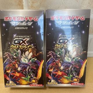 ポケモン - ポケモンカード ウルトラシャイニー2BOX