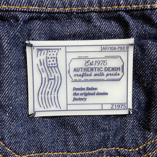 ZARA デニムジャケット メンズのジャケット/アウター(Gジャン/デニムジャケット)の商品写真