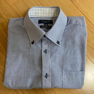 タカキュー(TAKA-Q)のタカキュー TAKA-Q ワイシャツ ノーアイロン スリムフィット(シャツ)