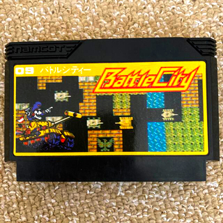ファミリーコンピュータ - バトルシティー ツインビー 紫禁城 ほか2本 ファミコン 5本セット