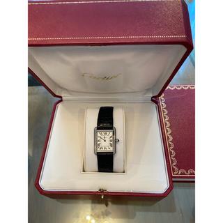 Cartier - 時計 Cartier カルティエタンク ソロ