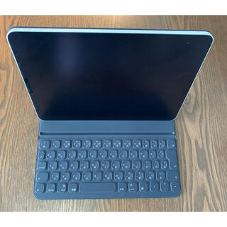 アップル(Apple)のiPad Pro(11-inch)アイパッド スマートキーボードfolio(iPadケース)
