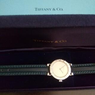 Tiffany & Co. - ティファニーレディース時計