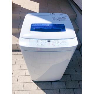 ハイアール(Haier)の説明書付✨【2015年製】ハイアール 洗濯機4.2kg(洗濯機)