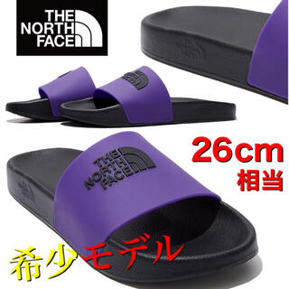 THE NORTH FACE - 【海外限定】THE NORTH FACE シャワーサンダル パープル 紫