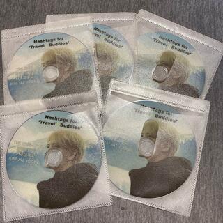 JYJ - ジェジュン DVD トラベルバディーズ5枚セット完結 日本語字幕