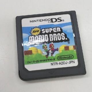 ニュー・スーパーマリオブラザーズ ニンテンドーDS 動作確認済中古 ソフトのみ(携帯用ゲームソフト)