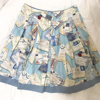 ジェーンマープル(JaneMarple)のJaneMarple ジェーンマープル レターシリーズスカート(ひざ丈スカート)