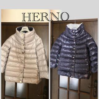 HERNO - ヘルノ HERNO ダウンジャケット リバーシブル モンクレールカナダグース
