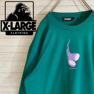 XLARGE - 【X-LARGE】エクストララージ 人気カラー ロングスリーブTシャツ
