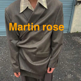 Balenciaga - Martin rose ラップジャケット 定価20万円 18aw