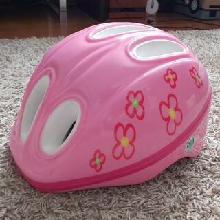 オージーケー(OGK)の幼児用 ヘルメット ピンク(自転車)