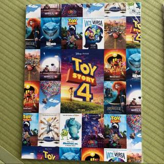 ディズニー(Disney)の日本未発売 ディズニーランドパリ 限定 ポスターセット ピクサー Pixar(ポスター)
