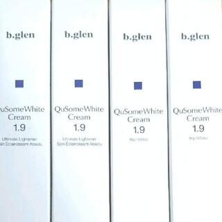 b.glen - Qusomeホワイトクリーム1.9 4本