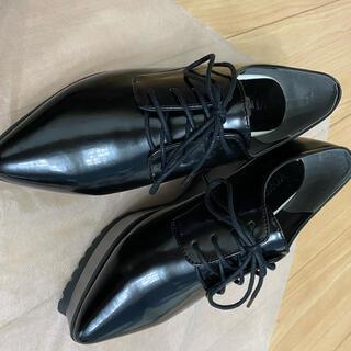 ムルーア(MURUA)のMURUA 厚底 ローファー(ローファー/革靴)