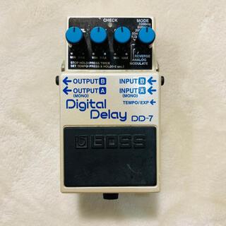 ボス(BOSS)のBOSS DD-7 Digital Delay ボス デジタルディレイ 中古(エフェクター)