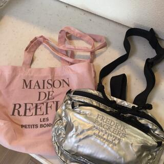 Maison de Reefur - メゾンドリーファー 別注 フレドリックパッカーズ