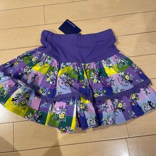 アナスイミニ(ANNA SUI mini)のアナスイミニ新品キュロット(スカート)
