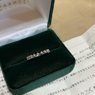 AHKAH - バーニーズ購入AHKAHエターナルハーフリング8号